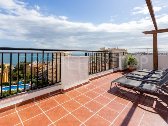 Arroyo de la Miel duplex penthouse for sale | Serneholt Estate