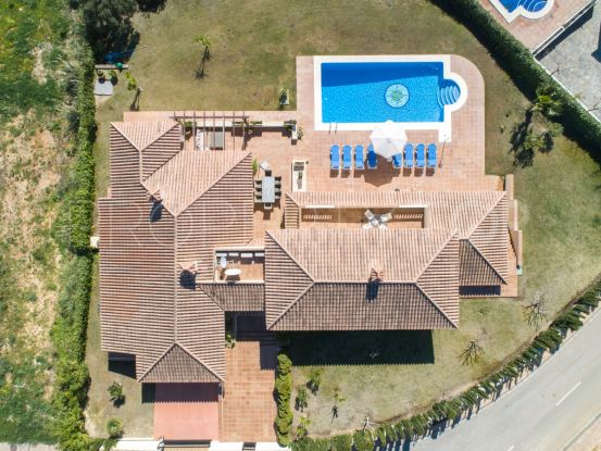 For sale villa in Alcaidesa | Serneholt Estate