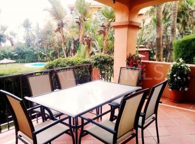 For sale ground floor apartment in Manilva   Serneholt Estate