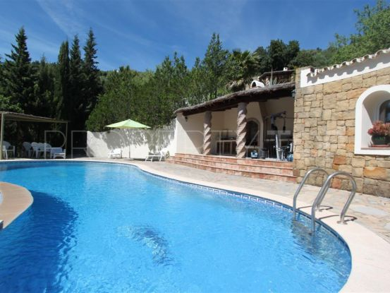 Finca for sale in Gaucin with 6 bedrooms | Serneholt Estate