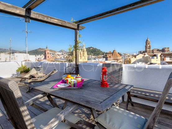 For sale duplex penthouse in Centro Histórico | Handberg Estates