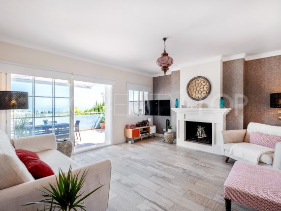 For sale town house in Marbella Hill Club with 3 bedrooms | Edward Partners