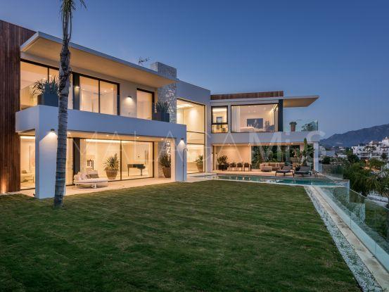 For sale villa with 6 bedrooms in La Alqueria, Benahavis | Edward Partners