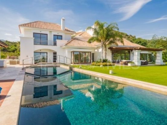 6 bedrooms villa in Benahavis | Lucía Pou Properties