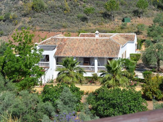 4 bedrooms Almogia finca for sale | Lucía Pou Properties