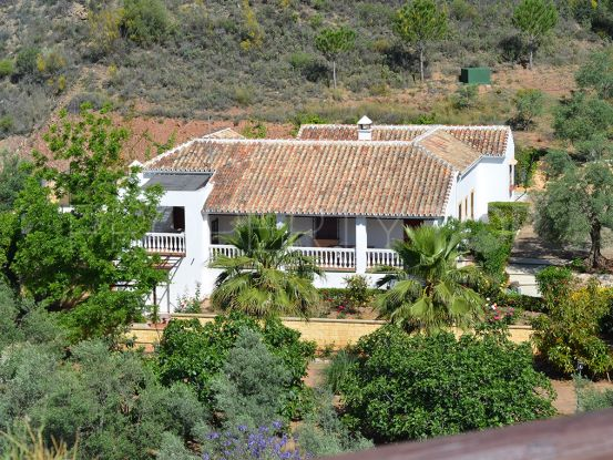 For sale finca with 4 bedrooms in Almogia | Lucía Pou Properties