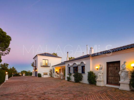 Ctra. De Ronda, Benahavis, villa a la venta con 9 dormitorios | Lucía Pou Properties