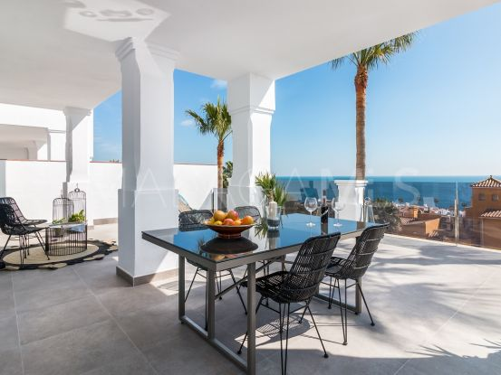 For sale Manilva ground floor apartment | Lucía Pou Properties