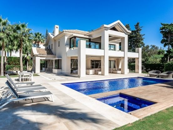 Villa for sale in Marbella Golden Mile   Lucía Pou Properties