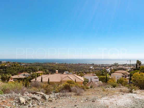 Plot for sale in Benahavis | Lucía Pou Properties