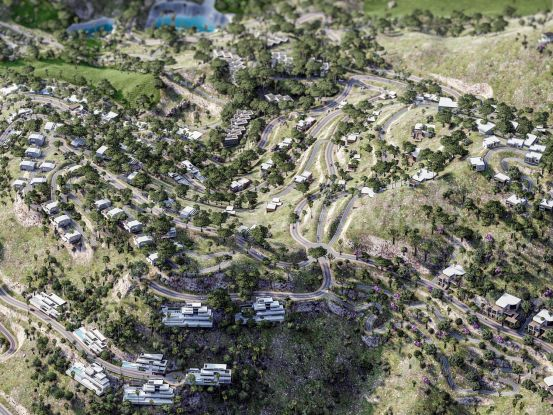 La Quinta, Benahavis, parcela de  a la venta | Lucía Pou Properties