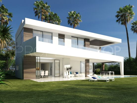 New Golden Mile villa with 3 bedrooms   Lucía Pou Properties