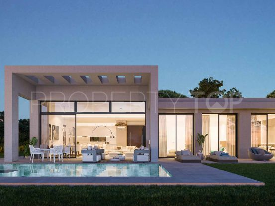 Buy villa in New Golden Mile with 3 bedrooms   Lucía Pou Properties