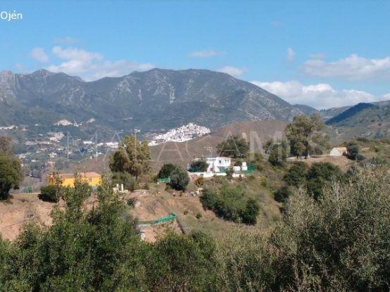 Ojen plot for sale | Lucía Pou Properties