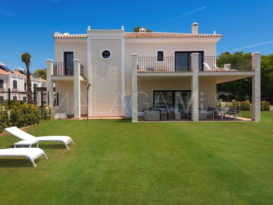 Guadalmina Baja 5 bedrooms semi detached house for sale | Cleox Inversiones