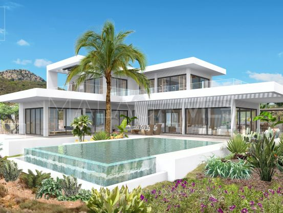 Villa with 4 bedrooms in Monte Mayor, Benahavis | Cleox Inversiones