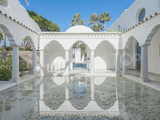 Guadalmina Baja 7 bedrooms villa for sale | Cleox Inversiones