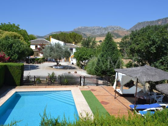 For sale country house in Ronda with 6 bedrooms   Cleox Inversiones