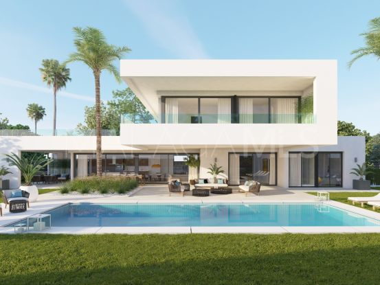 Villa with 5 bedrooms for sale in Nueva Andalucia | Cleox Inversiones