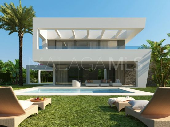 For sale 4 bedrooms villa in Rio Real, Marbella East   Cleox Inversiones