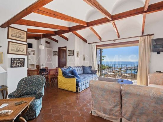 For sale duplex penthouse with 3 bedrooms in Cabopino, Marbella East | Keller Williams Marbella
