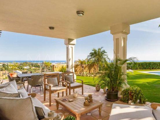 For sale 4 bedrooms house in Los Arqueros, Benahavis | Keller Williams Marbella