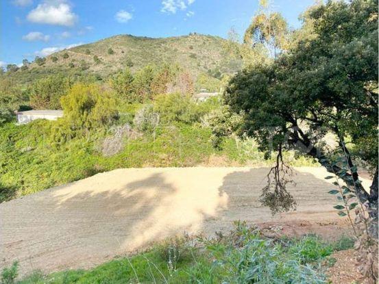 Plot for sale in Los Arqueros | Keller Williams Marbella