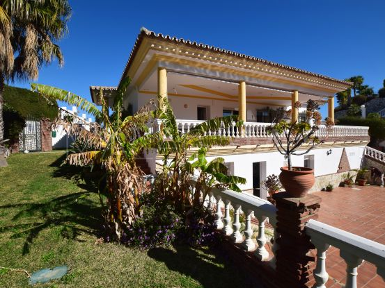El Higueron 4 bedrooms house for sale | Divertum Estate