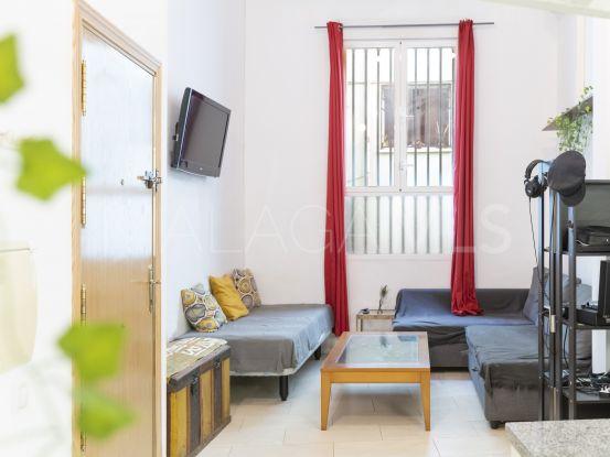 For sale 1 bedroom studio in Centro Histórico, Malaga | Franzén & Associates
