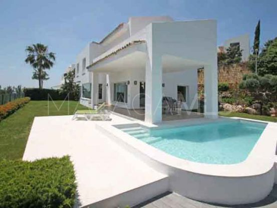 Buy 4 bedrooms villa in La Alqueria, Benahavis | Vita Property