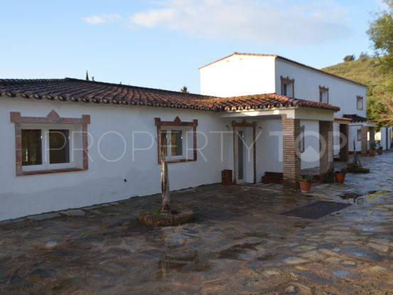 For sale San Martin del Tesorillo 5 bedrooms country house   Noll & Partners