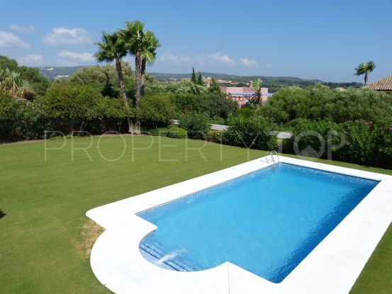 For sale villa in Sotogrande Costa with 4 bedrooms | Noll Sotogrande