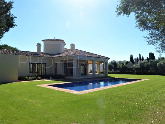 Los Altos de Valderrama 5 bedrooms villa for sale   Noll Sotogrande