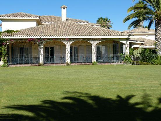 For sale Sotogrande Costa villa with 4 bedrooms | Noll & Partners