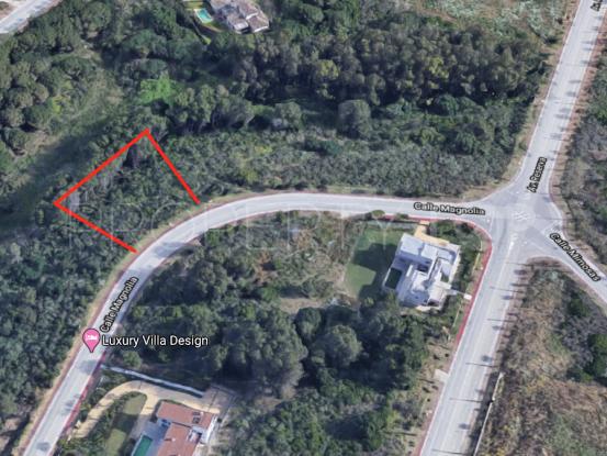 Zona M plot for sale   Noll Sotogrande