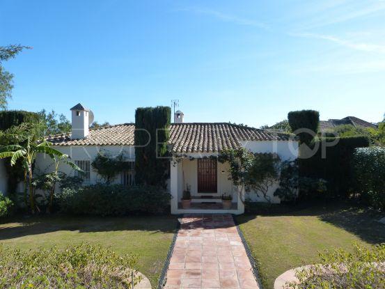 For sale villa in Zona F | Noll Sotogrande