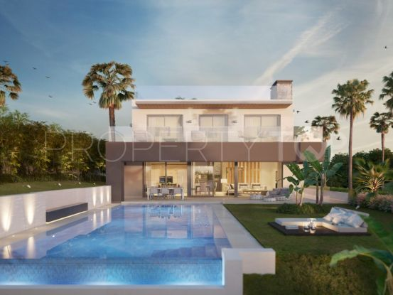 For sale La Cerquilla villa with 5 bedrooms | Marbella Hills Homes