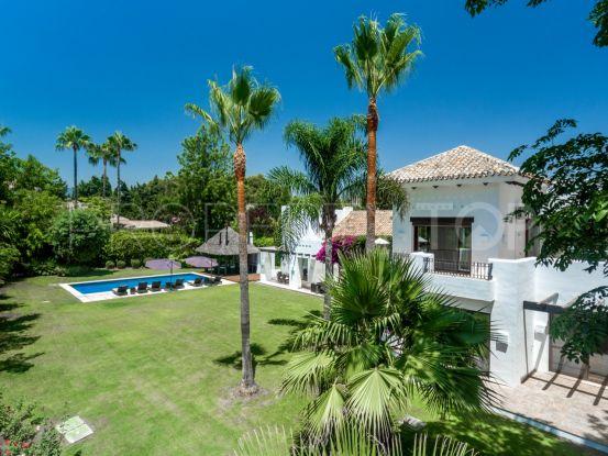 Villa in Guadalmina Baja with 5 bedrooms | Marbella Hills Homes