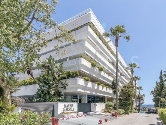 Apartment with 2 bedrooms for sale in Marina Mariola, Marbella Golden Mile | Marbella Hills Homes