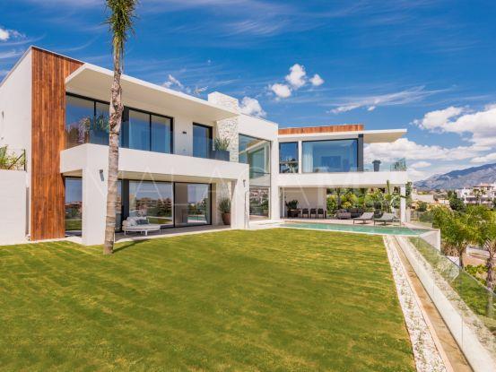 For sale villa with 6 bedrooms in La Alqueria, Benahavis   Marbella Hills Homes