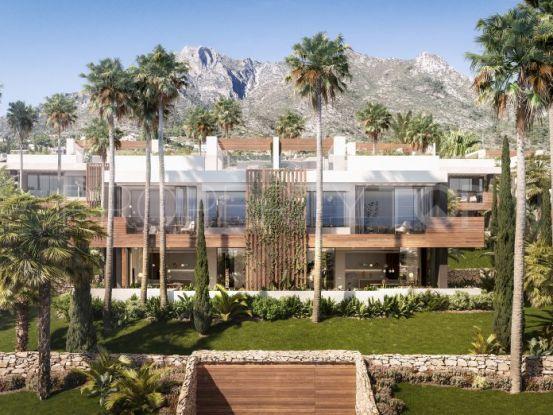 For sale Sierra Blanca 4 bedrooms semi detached villa   Marbella Hills Homes