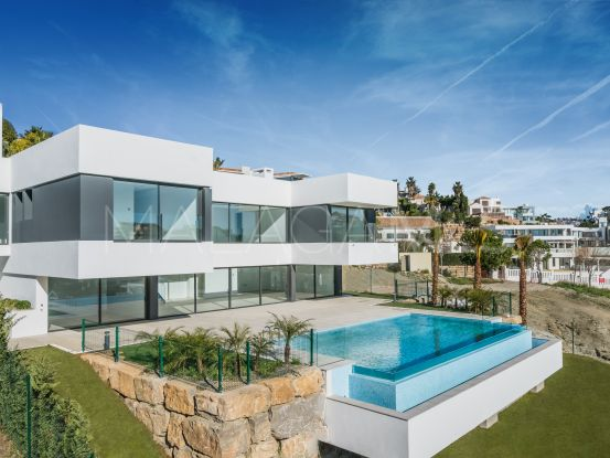Villa with 5 bedrooms in La Alqueria, Benahavis | Marbella Hills Homes