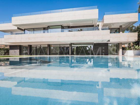 Villa with 6 bedrooms for sale in Casasola | Marbella Hills Homes