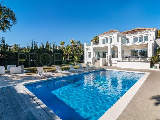 For sale villa in Aloha, Nueva Andalucia | Marbella Hills Homes
