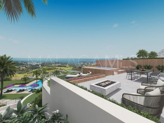Buy Mijas Costa 2 bedrooms penthouse | Marbella Hills Homes