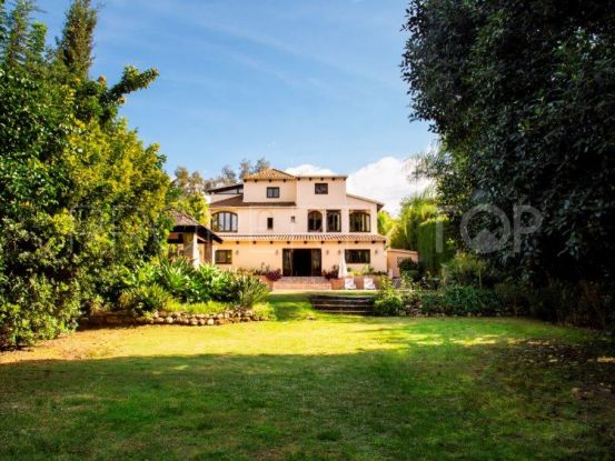 Villa with 7 bedrooms for sale in Aloha, Nueva Andalucia | Marbella Hills Homes