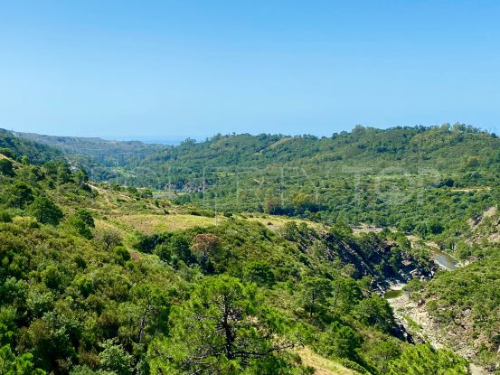 Monte Mayor plot for sale | Marbella Hills Homes