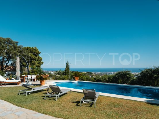 El Madroñal 9 bedrooms villa | Marbella Hills Homes