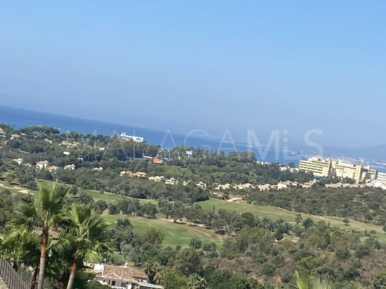 For sale plot in El Rosario | Marbella Hills Homes