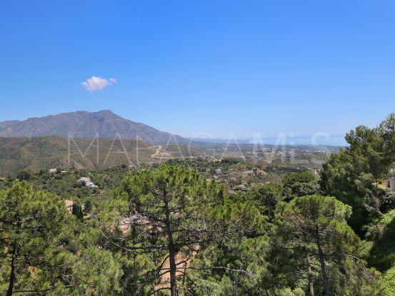 La Zagaleta, Benahavis, parcela de  a la venta   Marbella Hills Homes